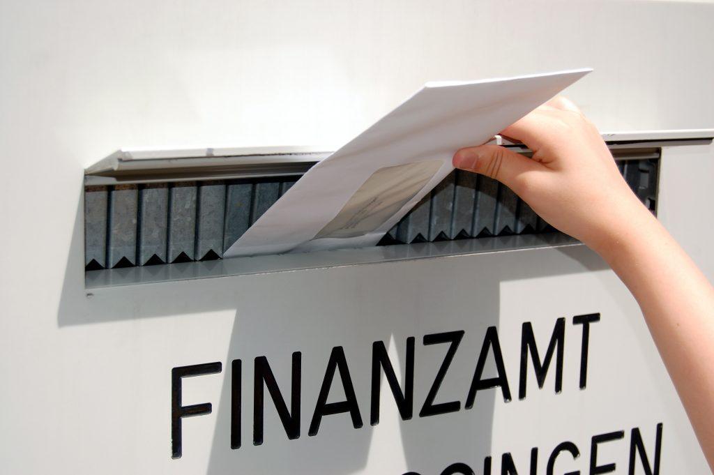 Umsatzsteuer-Finanzamt